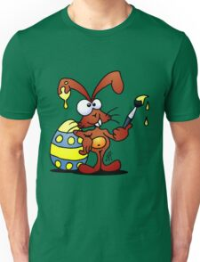 The Easter Bunny wishes you Happy Easter Unisex T-Shirt