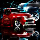 Chev Pickup by Andrew (ark photograhy art)