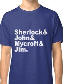 Sherlock Jetset Classic T-Shirt