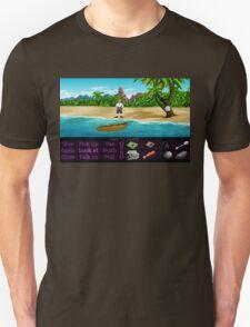 Finally on Monkey Island (Monkey Island 1) T-Shirt