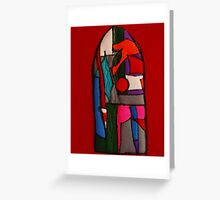 All things bright and beautiful... Greeting Card