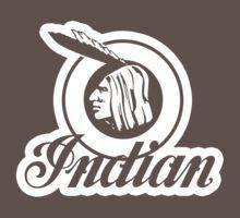Indian script emblem by Robin Lund