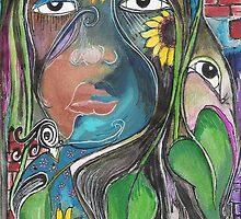 PTSD No3 Whisper by Faith Magdalene Austin