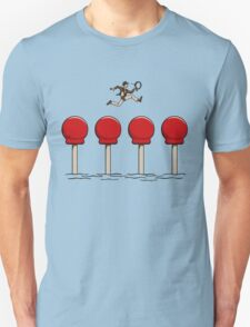 Big Red Balls of Doom Unisex T-Shirt