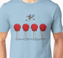 Big Red Balls of Doom Unisex T-Shirt