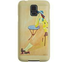 Resting Samsung Galaxy Case/Skin