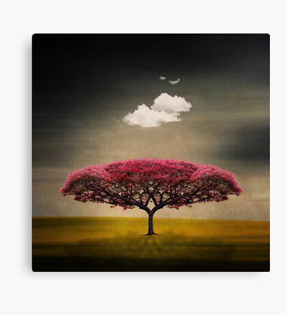 Medusa Cloud Canvas Print