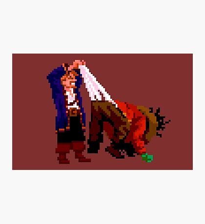 LeChuck's panties (Monkey Island 2) Photographic Print