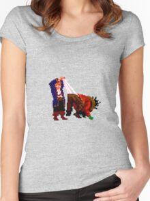 LeChuck's panties (Monkey Island 2) Women's Fitted Scoop T-Shirt
