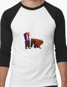 LeChuck's panties (Monkey Island 2) Men's Baseball ¾ T-Shirt