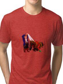 LeChuck's panties (Monkey Island 2) Tri-blend T-Shirt