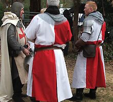King Arthurs' Knights by ScenerybyDesign