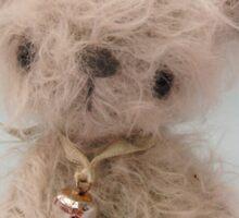 Handmade bears from Teddy Bear Orphans - Meru Sticker