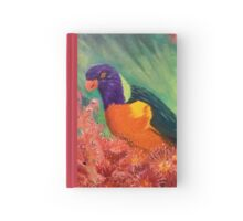Lorry Hardcover Journal