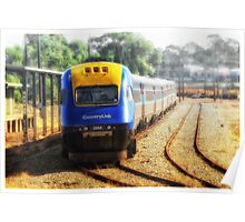 Countrylink Taree nsw Poster