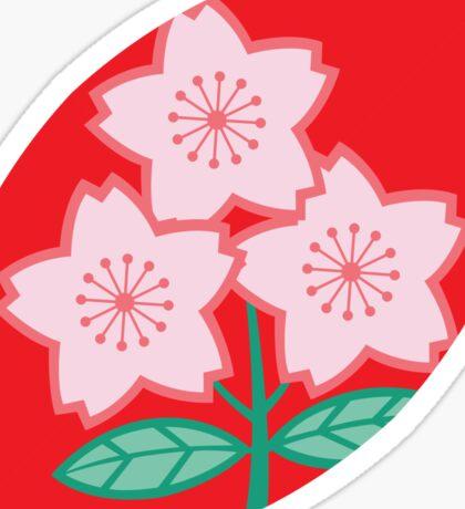 Rugby Japan Sticker