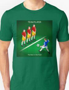 Football Team Player T-Shirt