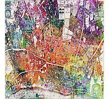 London map  Photographic Print