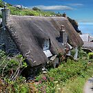 A Cornish Cove Cottage by hootonles