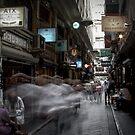 Hazy Days in The City  by Hany  Kamel
