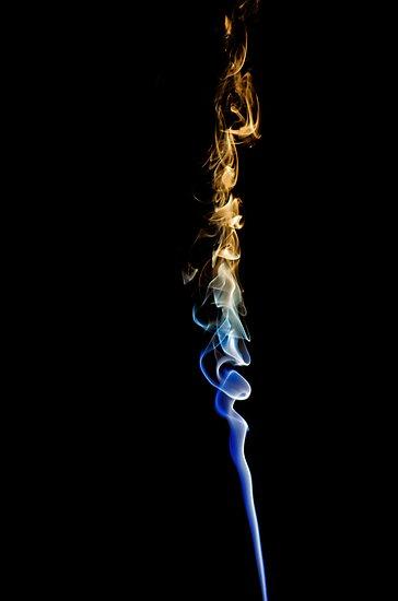 Ice Fire by Daniel Carr