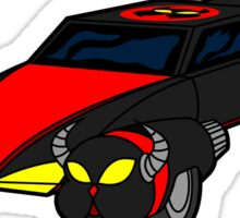 Dr Claws Madmobile Sticker