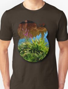 Flowers at the pond T-Shirt