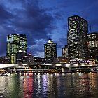 Brisbane by MiloAddict