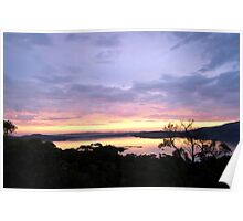Inlet Sunrise 4th May 2012 Poster