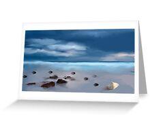 Da beach  Greeting Card