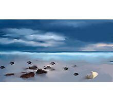 Da beach  Photographic Print