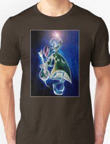 Dancing Cat - Who Let the Cats In?  Unisex T-Shirt