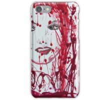 colorful Life - farbenfrohes Leben MW Art Marion Waschk iPhone Case/Skin