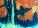 Ice Forest Fire by Stephanie Bateman-Graham