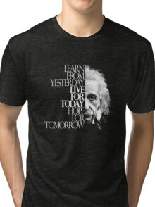Live for Today 2 Tri-blend T-Shirt