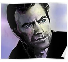 Clint, featured in Art Universe, Best of RedBubble,Group Gallery of  Art and Photography Poster