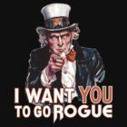 RogueTiger.com - Go Rogue (dark) by roguetiger