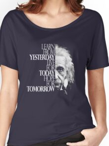 Live for Today Women's Relaxed Fit T-Shirt