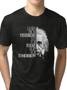 Live for Today Tri-blend T-Shirt