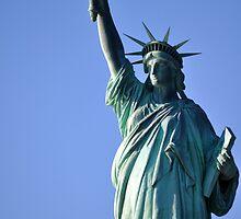 Statue of Liberty by Alex Crinzi