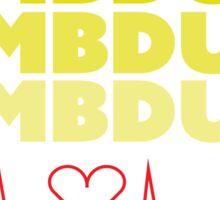 Red Velvet Seulgi Dumb Dumb Sticker