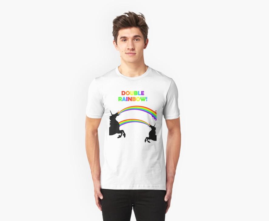 Double Rainbow Unicorn Vomit by jezkemp