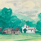 Murray Hollow Farm by Fred Jinkins