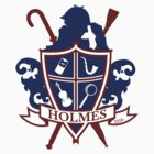 Holmes Family Crest by ryanoxerous