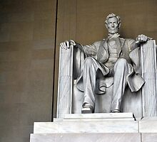 Lincoln Memorial by Pschtyckque
