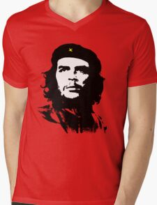 che guevara Mens V-Neck T-Shirt