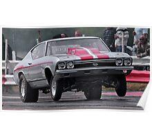 Drag Racing. Poster