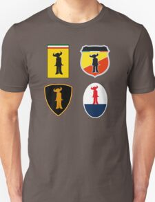 Expanded Italian Buffalo Man T-Shirt
