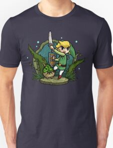 Zelda Wind Waker Forbidden Woods Temple T-Shirt
