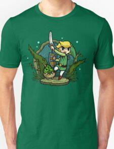 Legend of Zelda Wind Waker Forbidden Woods Temple T-Shirt T-Shirt